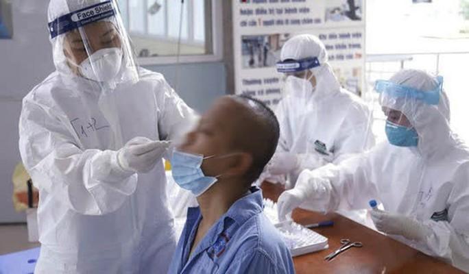 Thêm các ca dương tính SARS-CoV-2 tại Bệnh viện K và Nhiệt đới Trung ương - Ảnh 1.