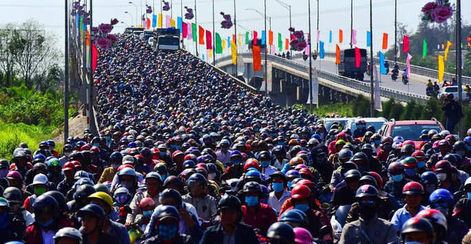 Giao thông miền Tây và chương trình hành động của Thủ tướng Phạm Minh Chính - Ảnh 1.