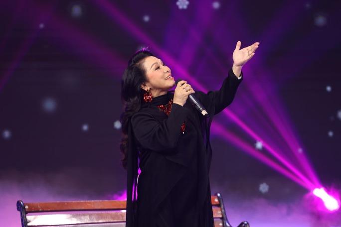 NSND Bạch Tuyết: Nghệ sĩ chỉ có giá trị khi nói lời thật với khán giả - Ảnh 1.