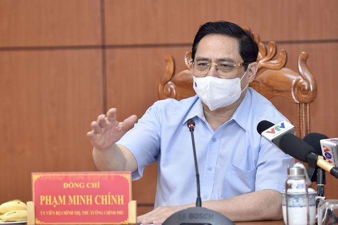 Thủ tướng Phạm Minh Chính triệu tập cuộc họp khẩn với 6 tỉnh biên giới Tây Nam - Ảnh 1.