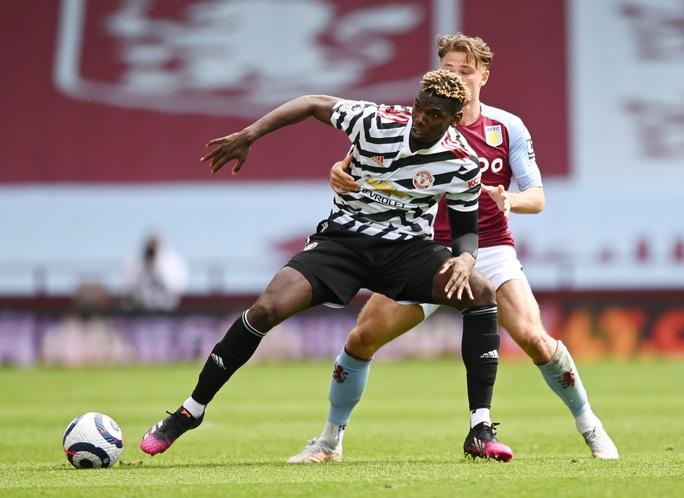 Ngược dòng hạ Aston Villa, Man United tiếp tục đua vô địch Ngoại hạng Anh - Ảnh 1.