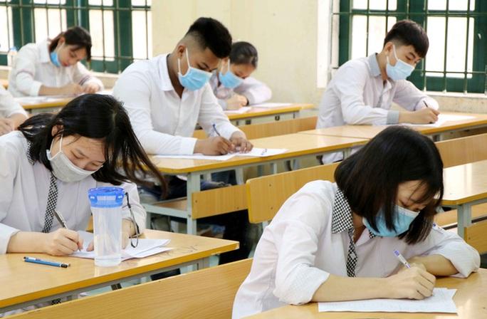 Đề thi tốt nghiệp THPT có dễ thở hơn? - Ảnh 1.