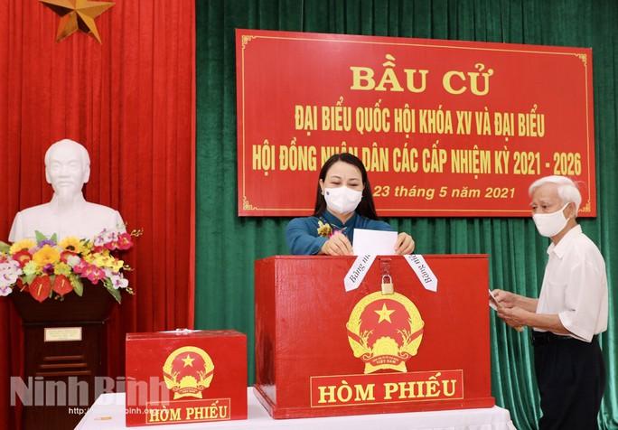 Ninh Bình bầu thiếu 32 đại biểu HĐND cấp xã, Hà Nam thiếu 59 đại biểu - Ảnh 1.