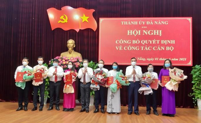 Đà Nẵng điều động ông Nguyễn Đình Vĩnh giữ chức Trưởng Ban tổ chức Thành ủy - Ảnh 1.