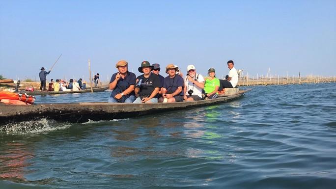 Cuộc thi viết về chủ quyền biển đảo:  Phát triển bền vững kinh tế biển - Ảnh 2.