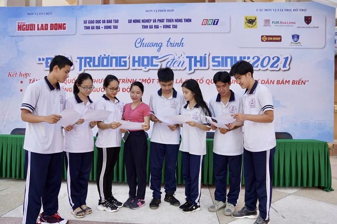 Bà Rịa - Vũng Tàu không tổ chức thi tuyển vào lớp 10 - Ảnh 1.