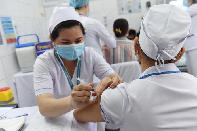 Bộ Y tế khuyến khích các tập đoàn, doanh nghiệp nhập khẩu vắc-xin Covid-19 - Ảnh 2.