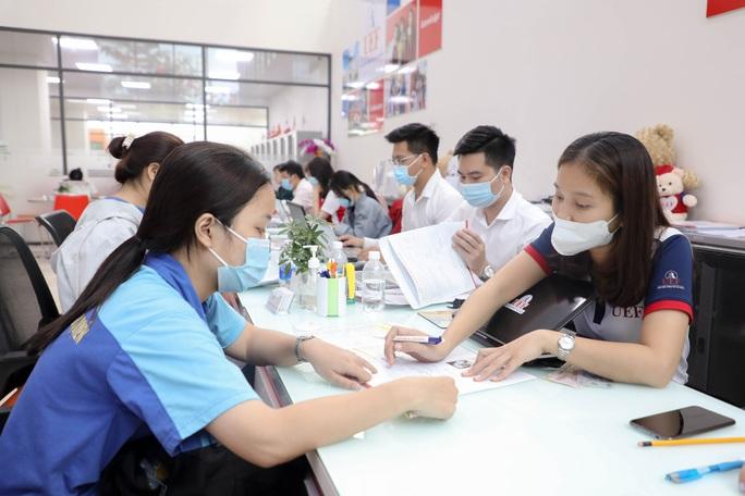 Hai trường ĐH ở TP HCM công bố điểm chuẩn học bạ - Ảnh 1.