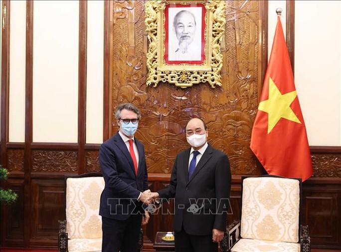 Đề nghị Liên minh Châu Âu hỗ trợ Việt Nam sản xuất vắc-xin Covid-19 - Ảnh 1.