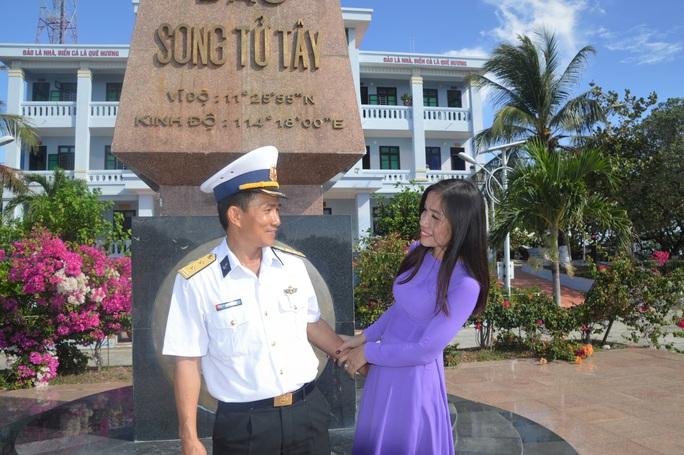 Cuộc thi viết về chủ quyền: Tình yêu nơi đảo xa - Ảnh 2.