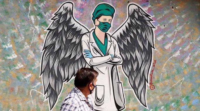 Ấn Độ: Số ca tử vong Covid-19 bất ngờ nhảy vọt, lập kỷ lục mới - Ảnh 2.