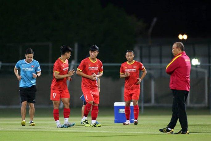 Vòng loại World Cup 2022 khu vực châu Á: Việt Nam quyết thắng Malaysia - Ảnh 1.