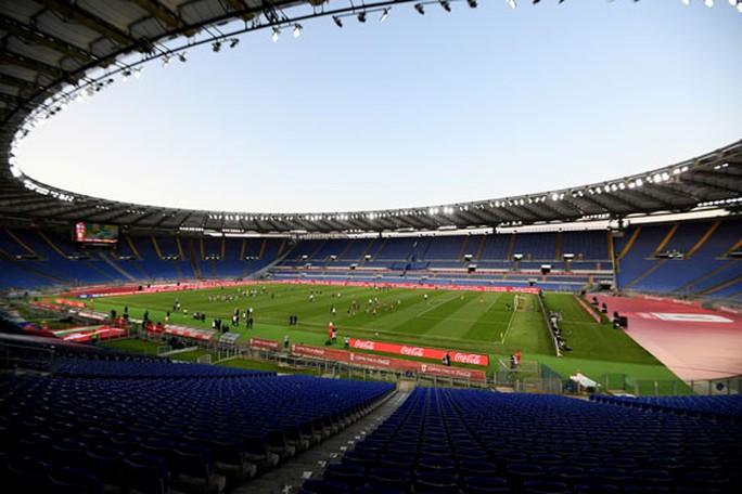 Thư EURO: Rome quẳng gánh Covid-19 vui sống Euro - Ảnh 1.