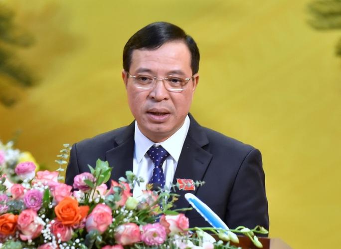 Đại tướng Lương Cường trúng cử đại biểu Quốc hội khóa XV tại tỉnh Thanh Hóa - Ảnh 3.