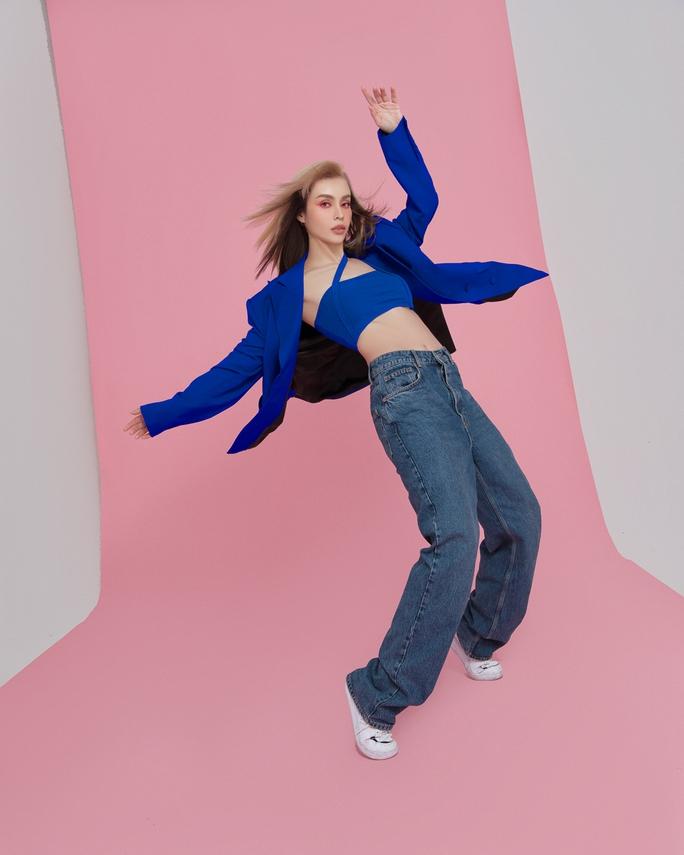 MLee tung ảnh khoe body, bày tỏ mong muốn thành cỗ máy nhảy - Ảnh 8.