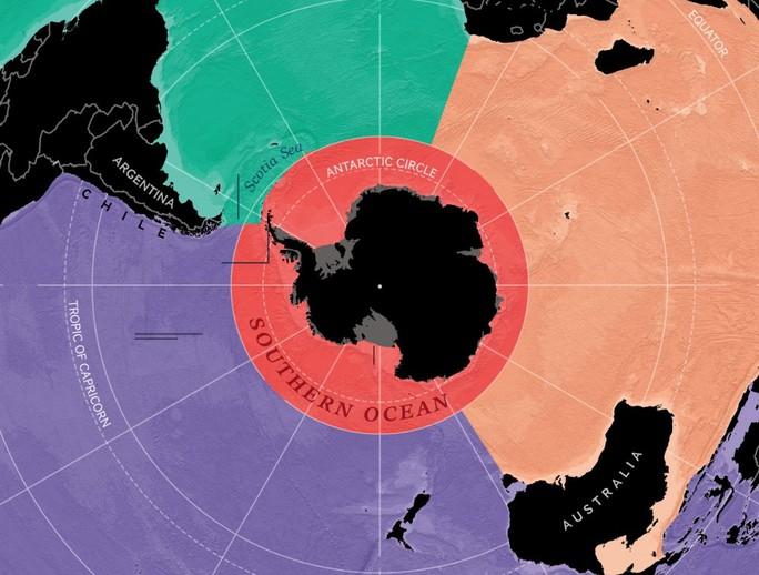 Trái Đất có thêm đại dương thứ 5: tròn, lạnh và bí hiểm - Ảnh 2.