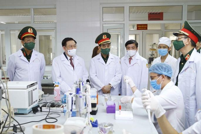 Tất cả tình nguyện viên đã tiêm vắc-xin Nano Covax đều sinh ra kháng thể - Ảnh 3.