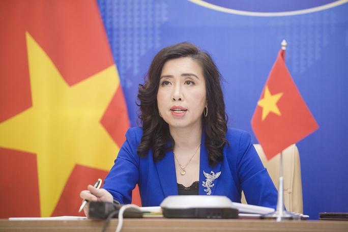 Yêu cầu Đài Loan hủy bỏ diễn tập bắn đạn thật ở đảo Ba Bình - Ảnh 1.