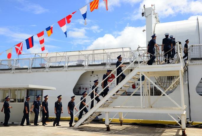Hợp tác an ninh - quốc phòng Việt Nam - Mỹ đang phát triển - Ảnh 3.
