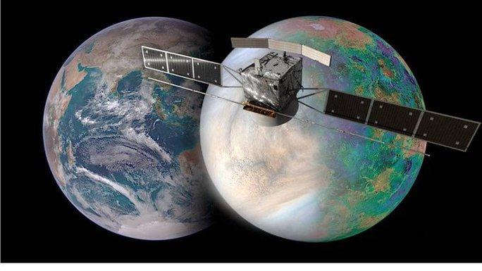 Tàu vũ trụ ESA sẽ đến hành tinh sống được như Trái Đất suốt 2 tỉ năm - Ảnh 1.