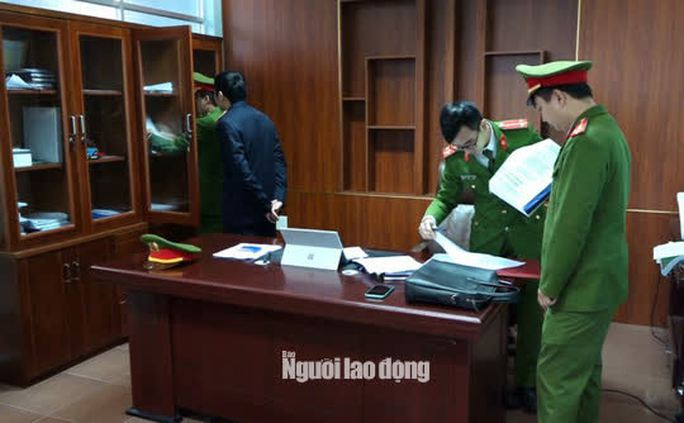 Phó giám đốc một ban quản lý ở Quảng Bình bị khai trừ Đảng - Ảnh 2.