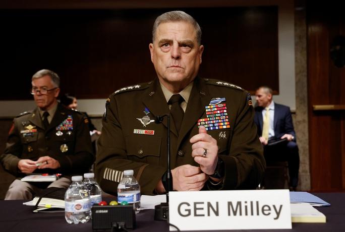 Tướng Mỹ cảnh báo năng lực quân sự của Trung Quốc - Ảnh 1.