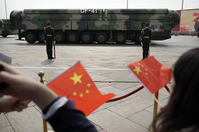 Tướng Mỹ cảnh báo năng lực quân sự của Trung Quốc - Ảnh 2.