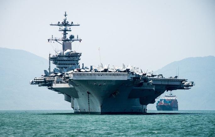Hợp tác an ninh - quốc phòng Việt Nam - Mỹ đang phát triển - Ảnh 2.
