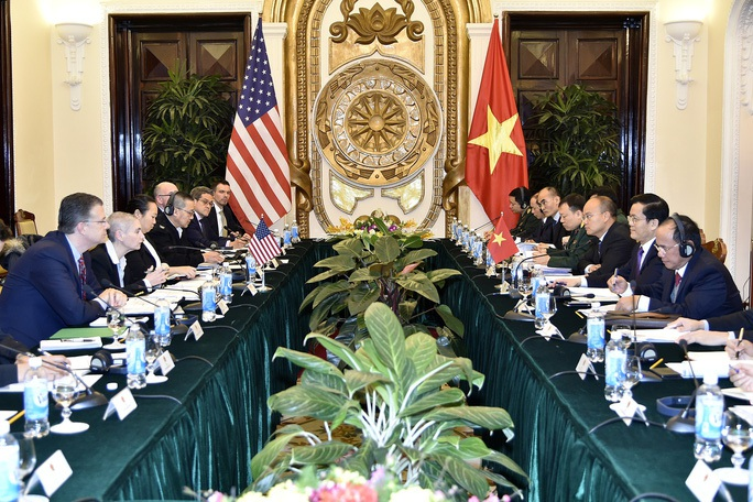 Hợp tác an ninh - quốc phòng Việt Nam - Mỹ đang phát triển - Ảnh 1.
