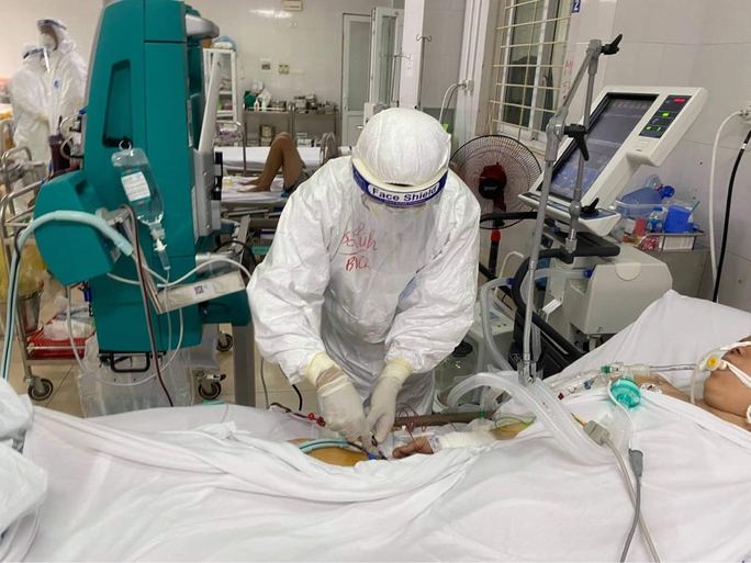 Ca tử vong mắc Covid-19 thứ 59 là bệnh nhân có tiền sử viêm đa khớp - Ảnh 1.
