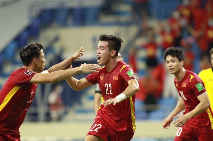 HLV Park Hang-seo thẳng thắn tuyên bố Việt Nam không đá để hòa UAE - Ảnh 2.