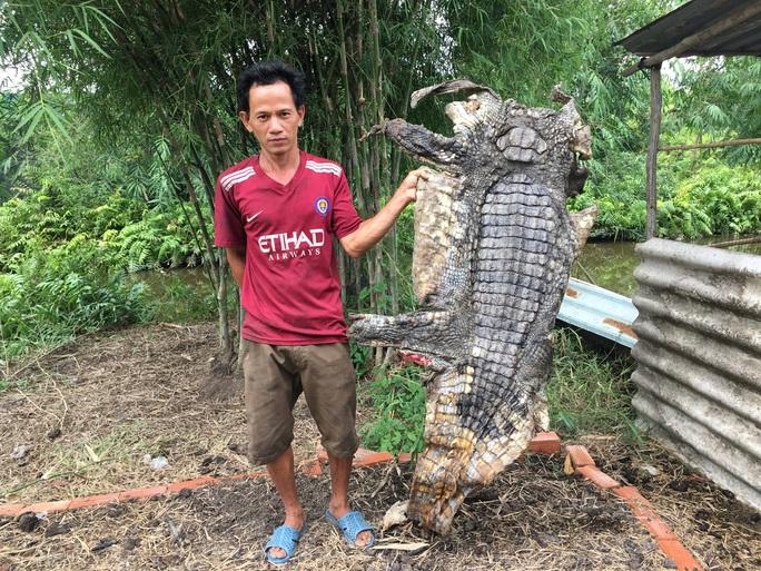 Có khả năng một số người đã thả cá sấu ra ngoài tự nhiên - Ảnh 1.