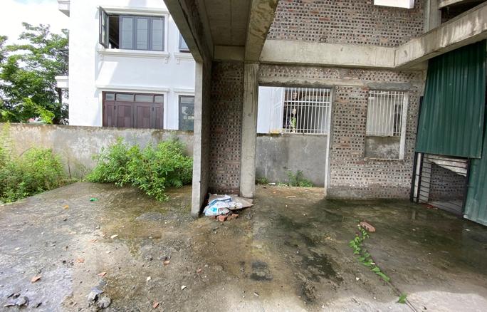 Biệt thự hàng chục tỉ đồng bỏ hoang nhiều năm ở Hà Nội - Ảnh 8.