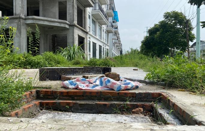 Biệt thự hàng chục tỉ đồng bỏ hoang nhiều năm ở Hà Nội - Ảnh 9.