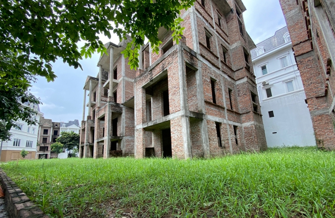 Biệt thự hàng chục tỉ đồng bỏ hoang nhiều năm ở Hà Nội - Ảnh 15.