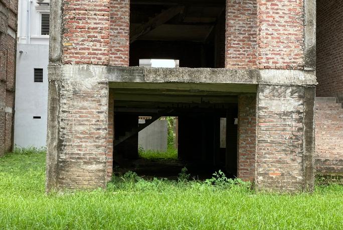 Biệt thự hàng chục tỉ đồng bỏ hoang nhiều năm ở Hà Nội - Ảnh 16.