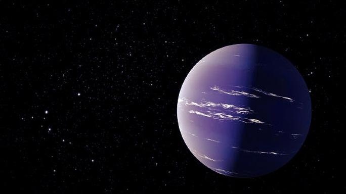 Phát hiện hành tinh màu tím mới, ấm áp gần như Trái Đất - Ảnh 1.