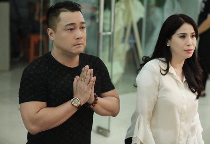 Lý Hùng, Việt Trinh, Hồng Ánh bàng hoàng, thương tiếc đạo diễn Lê Cung Bắc - Ảnh 3.