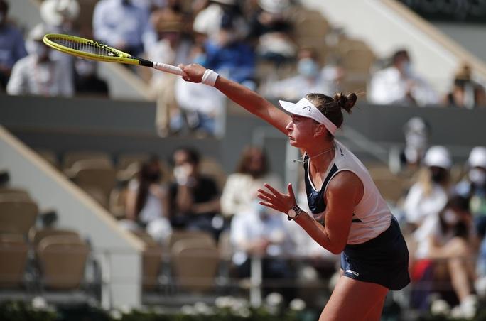 Chân dung nữ hoàng Roland Garros 2021 - Ảnh 12.