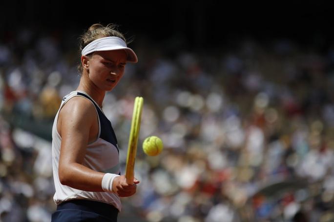 Chân dung nữ hoàng Roland Garros 2021 - Ảnh 11.