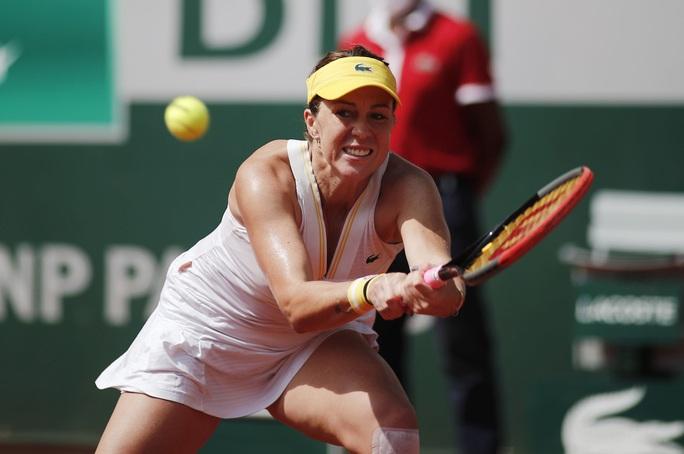 Chân dung nữ hoàng Roland Garros 2021 - Ảnh 6.