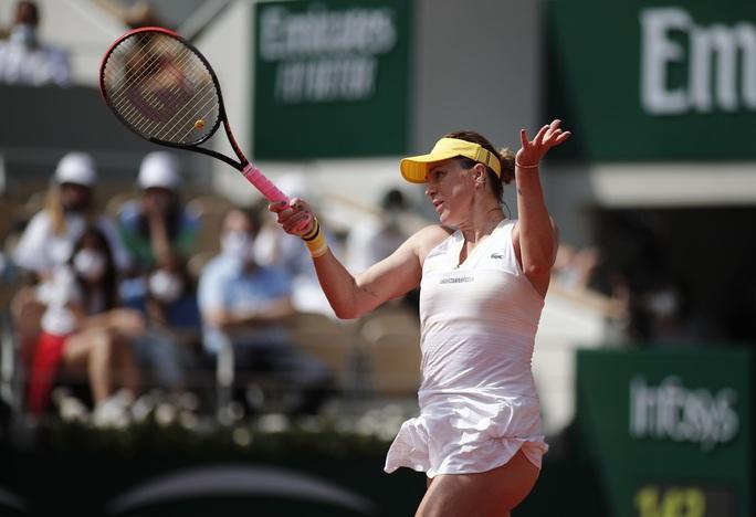 Chân dung nữ hoàng Roland Garros 2021 - Ảnh 7.