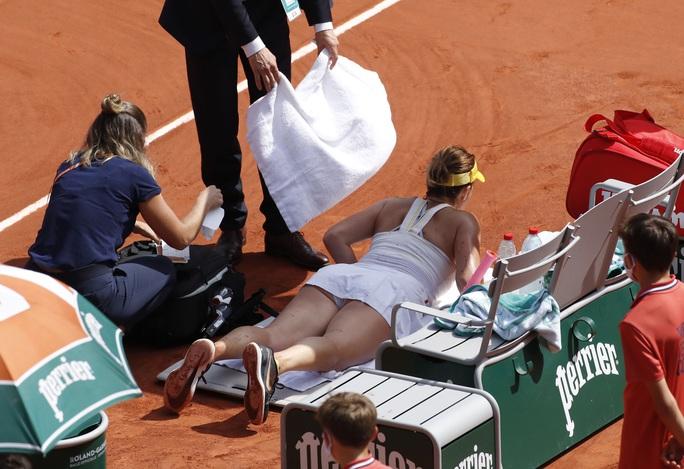 Chân dung nữ hoàng Roland Garros 2021 - Ảnh 8.