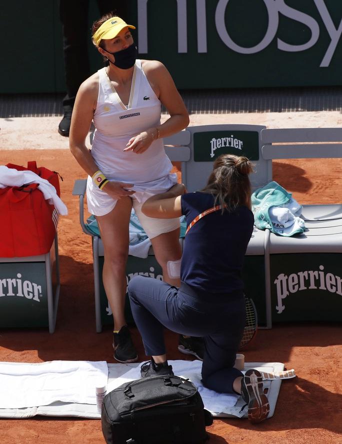 Chân dung nữ hoàng Roland Garros 2021 - Ảnh 9.