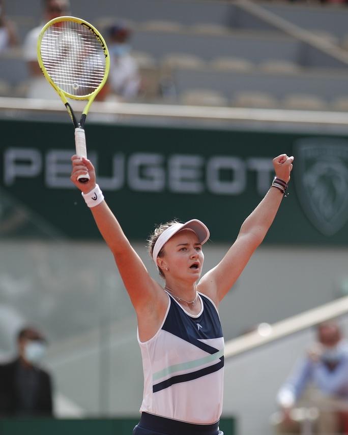 Chân dung nữ hoàng Roland Garros 2021 - Ảnh 14.