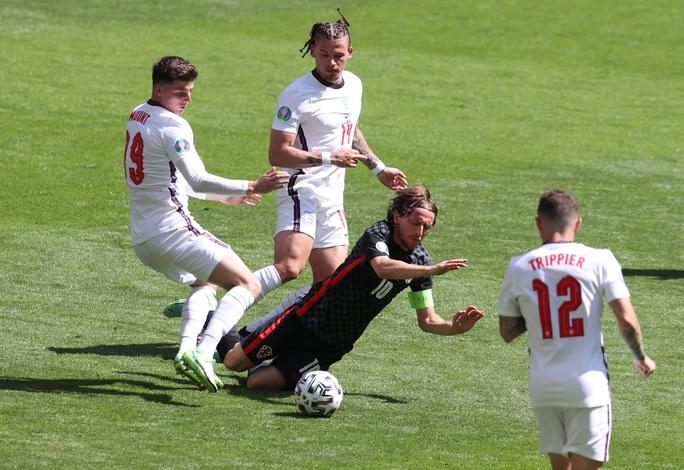 Anh - Croatia 1-0: Chiến thắng của sự thực dụng đến mức khô khan - Ảnh 3.
