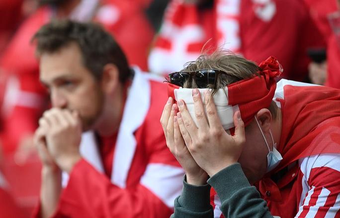 Cú sốc Eriksen và cách ứng xử đầy tình người của bóng đá châu Âu - Ảnh 6.