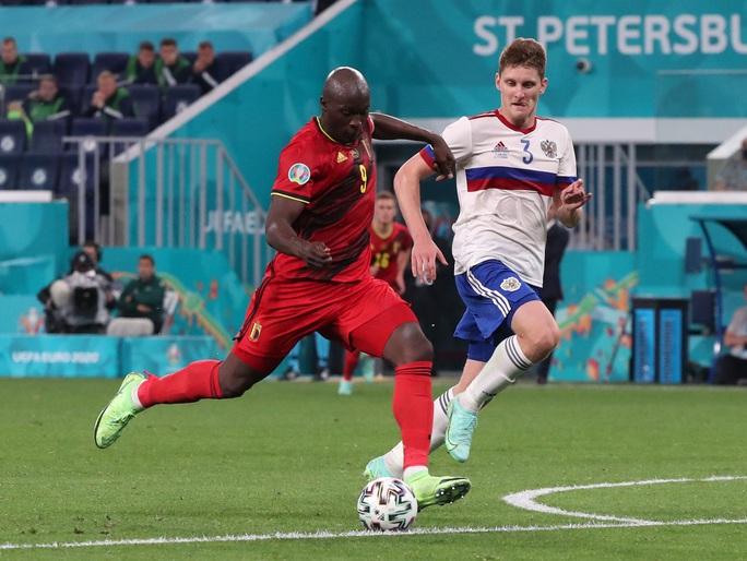 Bỉ - Nga 3-0: Cú đúp Lukaku đè bẹp gấu Nga - Ảnh 7.