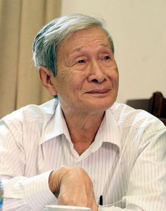 Nhà văn Nguyễn Xuân Khánh qua đời - Ảnh 1.