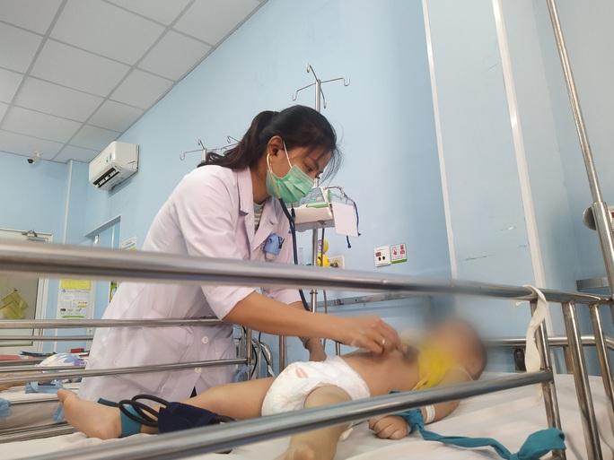 Kết quả xét nghiệm 1.000 bệnh nhi, thân nhân tại Bệnh viện Nhi Đồng 1 đều âm tính - Ảnh 1.